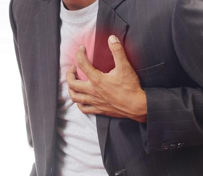 Heart Chakra Health Problems