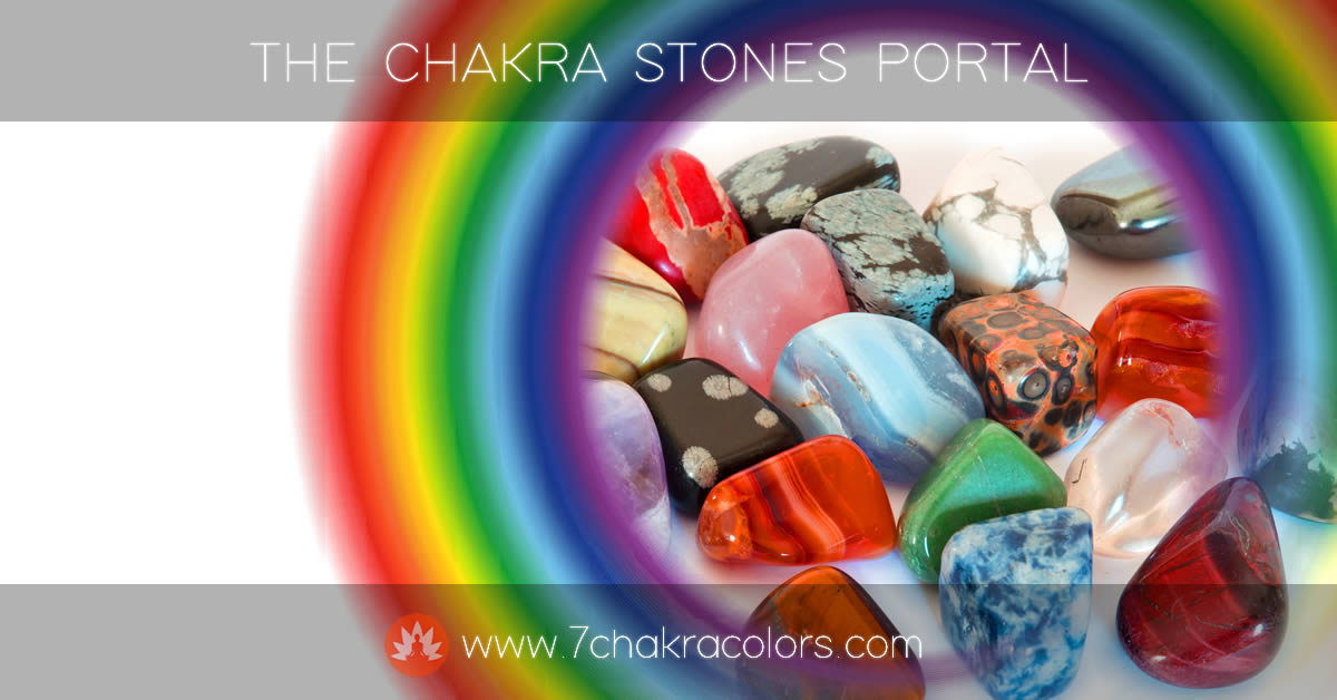 Chakra Stones and How to Use Them