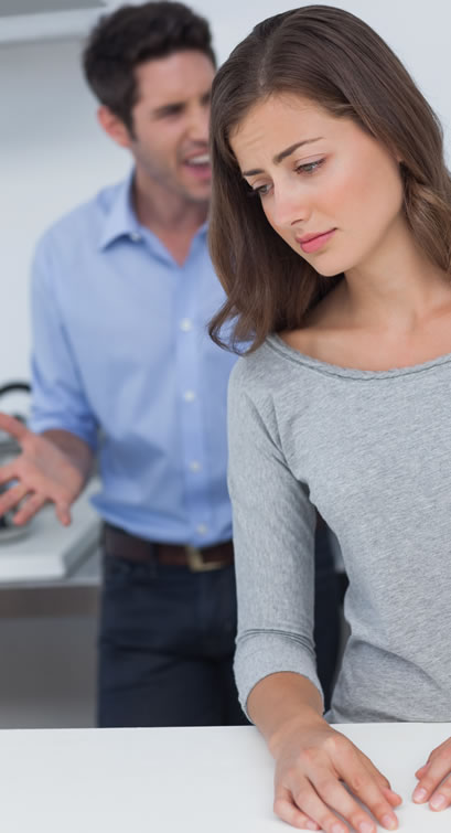 Couple Having Argument Because of Throat Chakra Issues