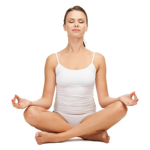 First Chakra Yoga Pose and Mudra