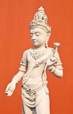 Vishnu - Hindu God Statue