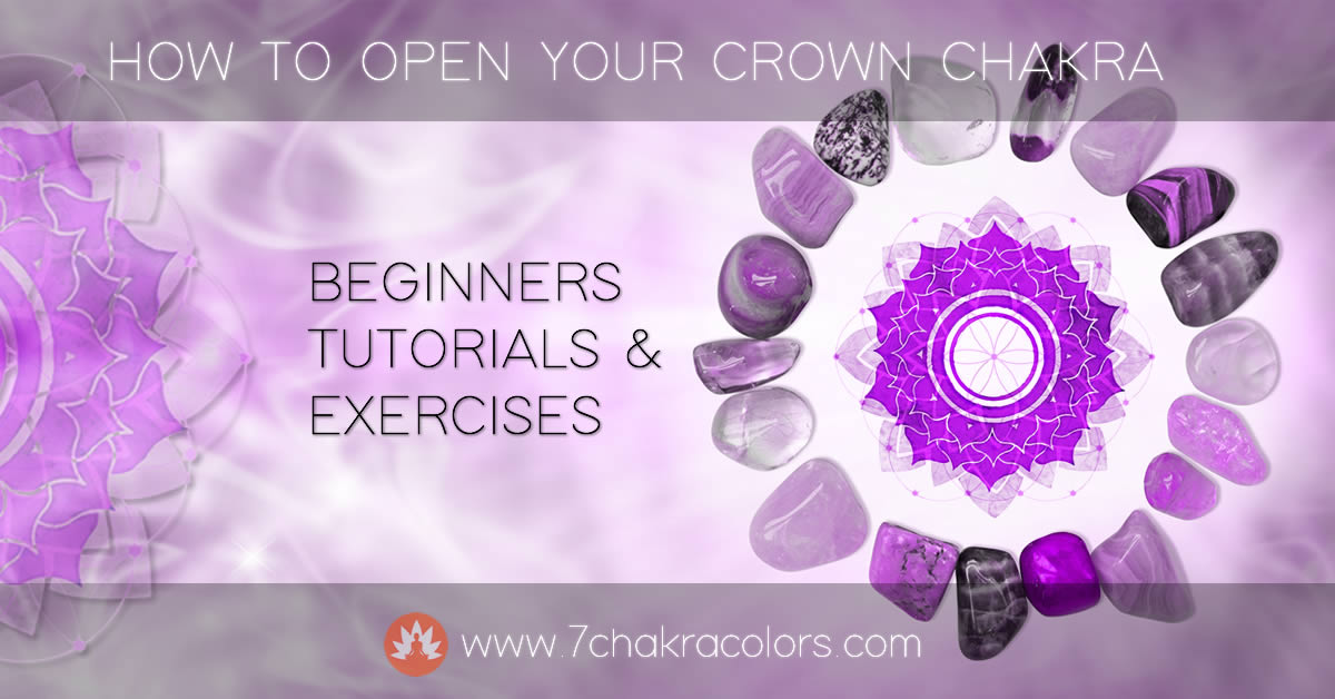Open Crown Chakra - Header Image