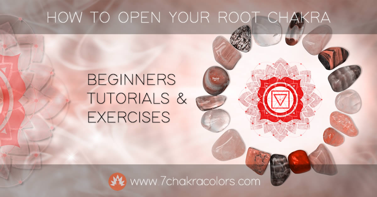 Open Root Chakra - Header Image
