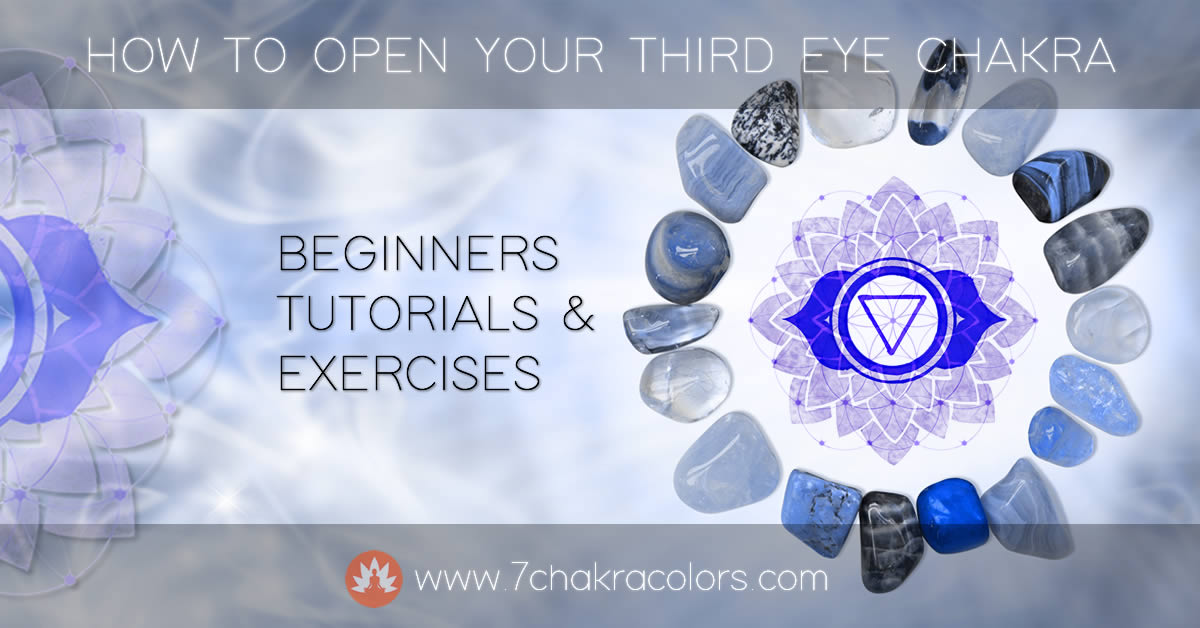 Open Third Eye Chakra - Header Image