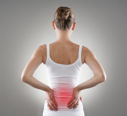 Sacral Chakra Health Problems - Lower Back Pain