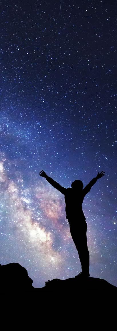 Third Eye Chakra Healing - Stargazing