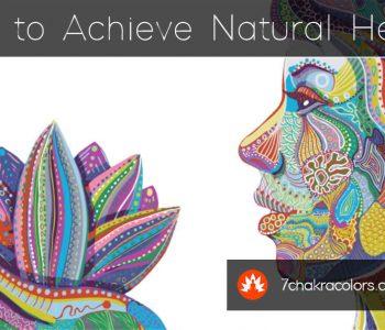 Natural Healing - Header