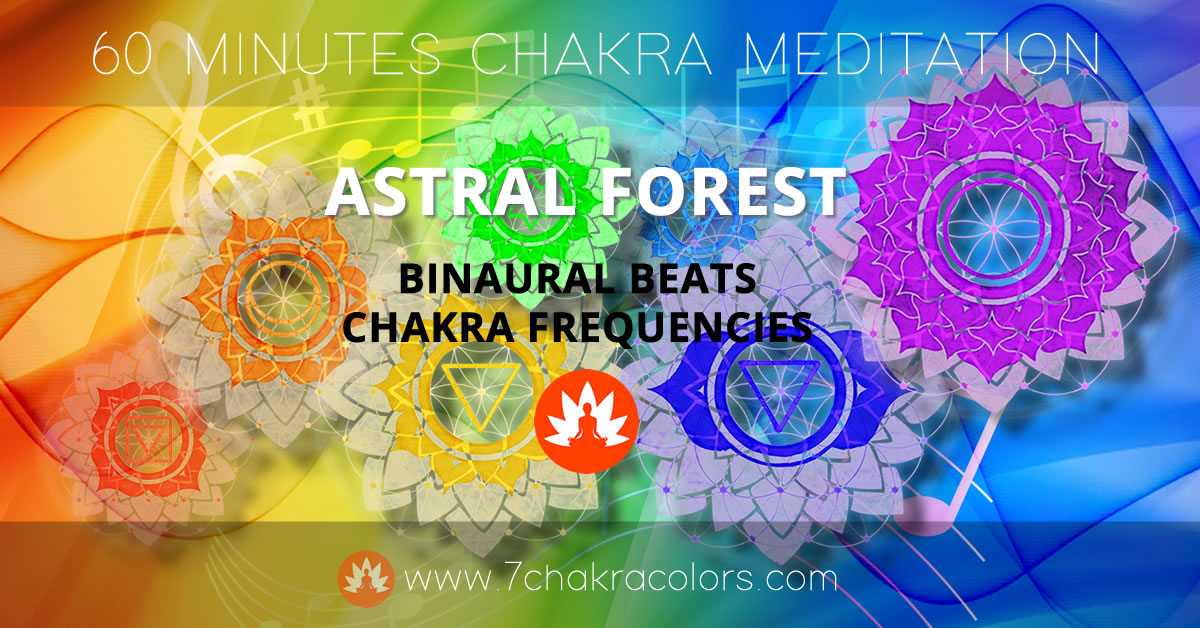 Astral Forest - Chakra Meditation Music for Beginners