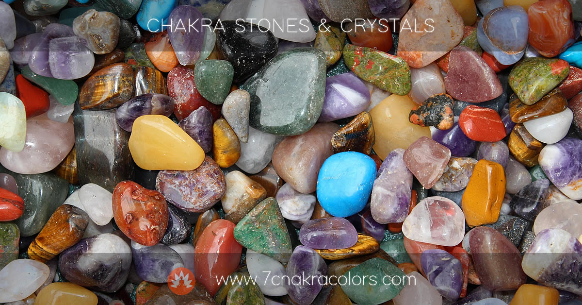 Chakra Stones and Crystals - Featured Image