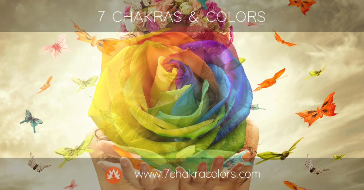 7 Chakra Colors - Canvas Header Featured Image