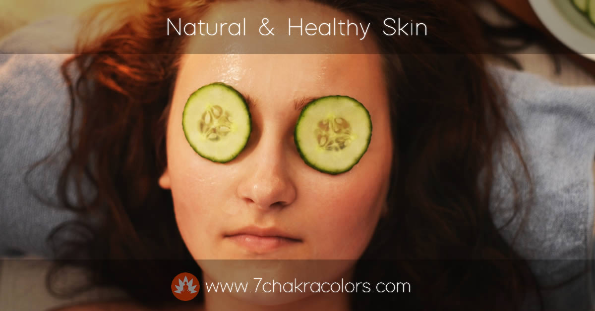 Natural and Healthy Skin - Featured Image