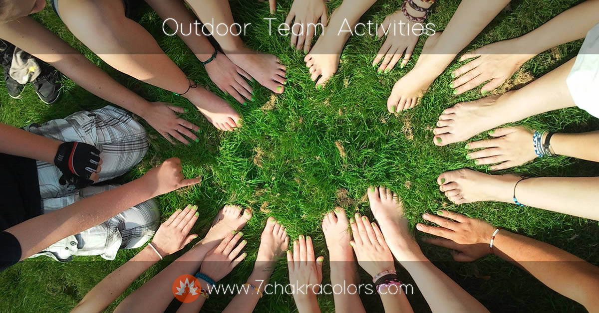 Outdoor Team Activities - Featured Image