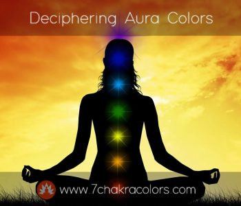 Deciphering Aura Colors - Featured Canvas Image