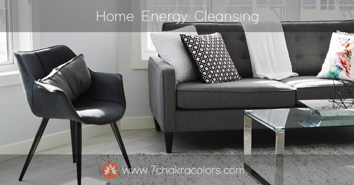 Home Energy Cleansing - Featured Canvas Image