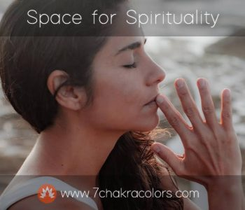 Making Space for Spirituality - Featured Image