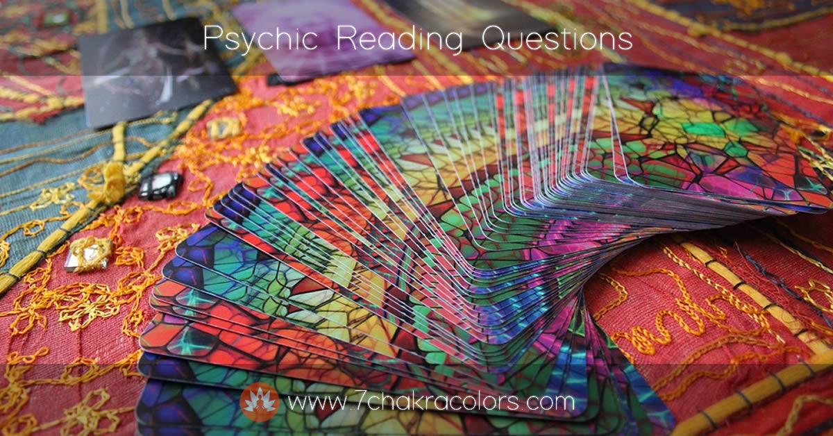 Psychic Reading Questions - Featured Canvas Image
