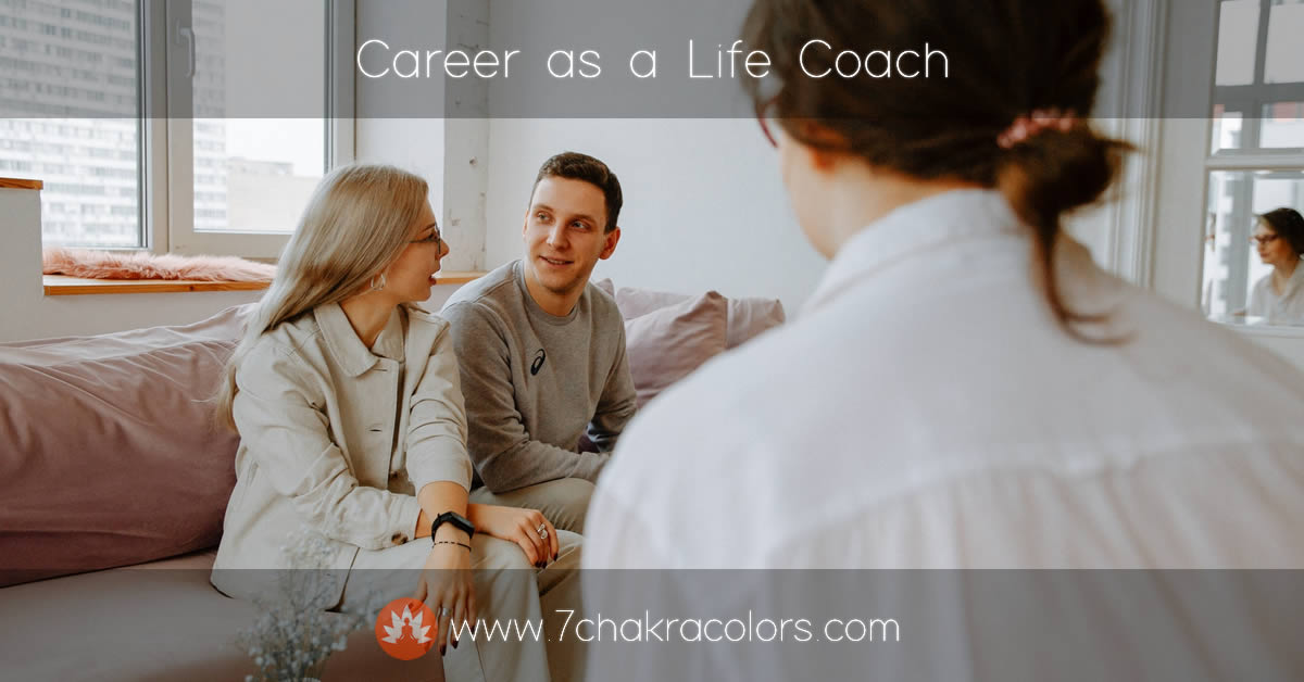 Career as a Life Coach - Featured Canvas Image