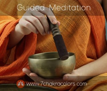 Guided Meditation Benefits - Featured Canvas Image