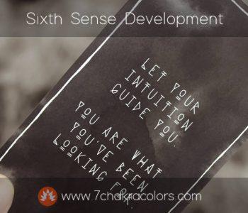 Sixth Sense Development - Featured Canvas Image