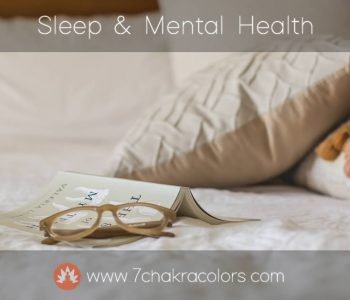 Sleep and Mental Health - Featured Canvas Image